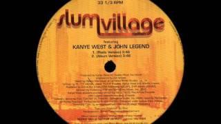 Kanye West - Selfish (Instrumental)