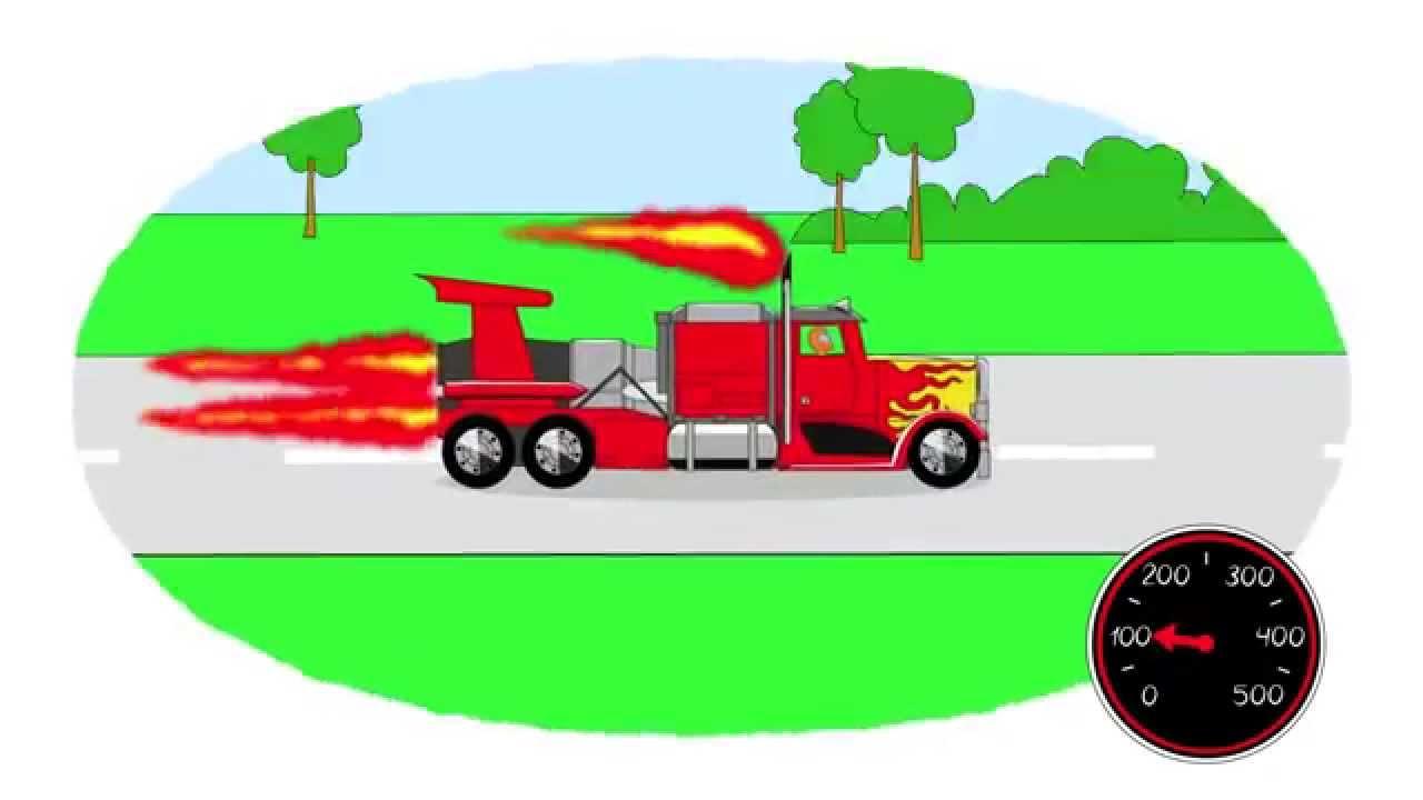 Zeichentrick malbuch die schnellsten autos youtube for Die schnellsten autos