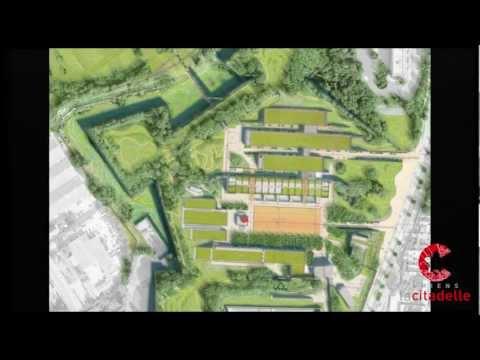 Présentation publique du projet Citadelle d'Amiens par Renzo PIANO et François BARRE, 2ème partie