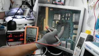 reparación samsung i9505 s4 no da imagen o display negro