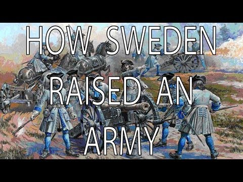 How Sweden Raised an Army | Stuff That I Find Interesting