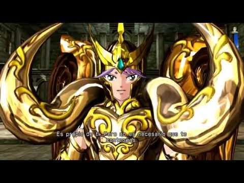 saga Alma dorada Saint Seiya Alma de Soldados Historia de Mu de Aries PS3 PS4