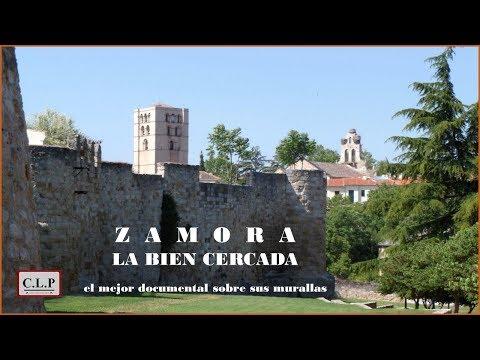 """Zamora """"la bien cercada"""". El mejor documental sobre sus murallas"""