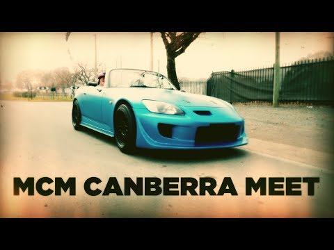 Fan Meet - [MAD CARS + RAD CROWD] Canberra 2017