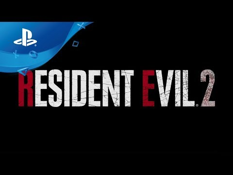 Resident Evil 2 Remake - Reveal Trailer [PS4] E3 2018