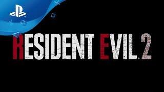 Resident Evil 2 Remake - Reveal Trailer [PS4] E3 2018