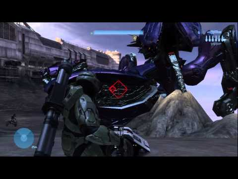 Halo 3 Walk-through (No Commentary)