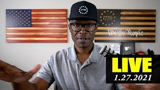 🔴 ABL LIVE: Reddit vs Wall Street, Fauci Says Wear Two Masks, Military Trans Ban Lifted, and more!