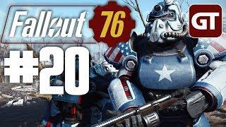 Thumbnail für Fallout 76 PC Gameplay #20: Tee Minus 10 Minuten