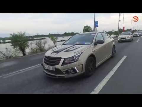 Thành viên Saigon Cruze Club nghĩ gì về chiếc Chevrolet Cruze của mình?