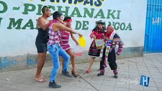 Huanacos de la risa  2018 -  Vendedor ambulante► 4 de 4