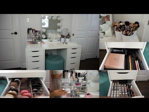 Makeup Collection/Storage  | Juliaromerobeauty