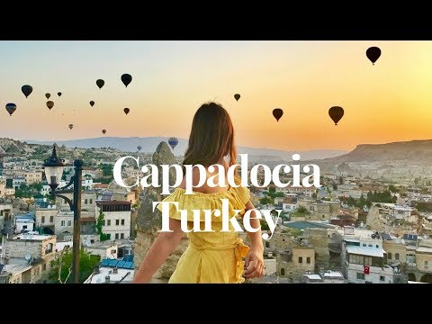TURKEY - CAPPADOCIA AND ISTANBUL | Emirates Cabin Crew