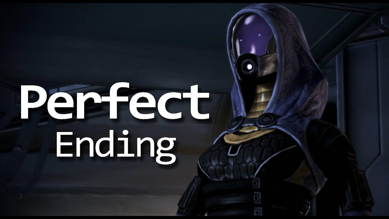 Download Mass Effect 3 - Perfect Ending - Shepard lives (HR Textures)
