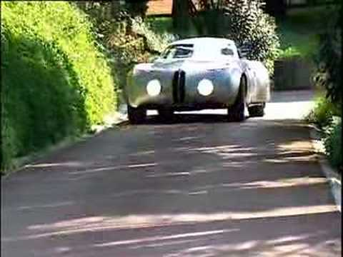 BMW Mille Miglia Concept Coupe promotional video - YouTube
