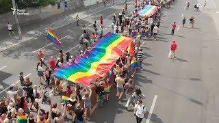 У Києві відбувся кількатисячний Марш рівності