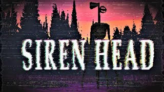 GETTING CHASED BY THE SIREN HEAD MONSTER?! - Siren Head