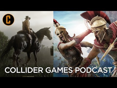 Assassin's Creed Odyssey Review Roundup, Red Dead 2, Twin Peaks VR - Collider Games Podcast