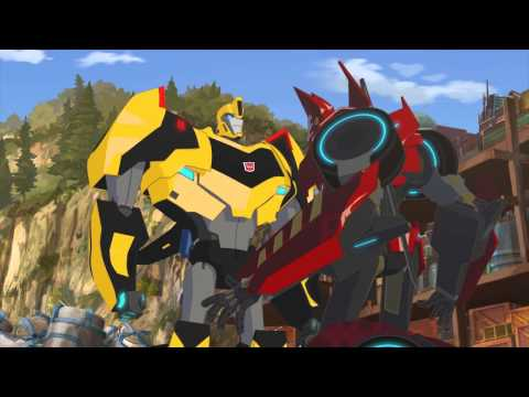 """Transformers Brasil -   Robots in Disguise """"Bumblebee"""""""