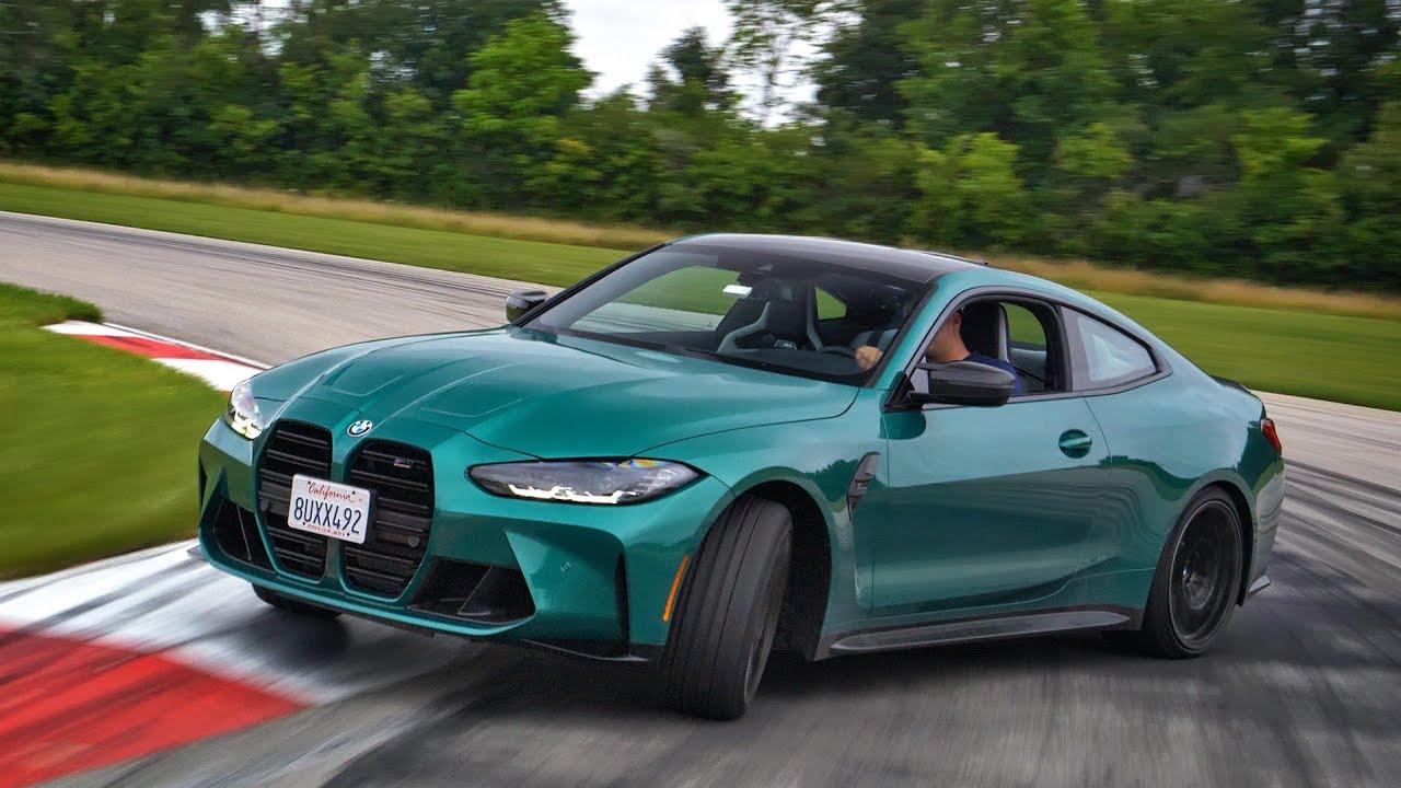 2021 BMW M3, M4 | More Power, More Sideways