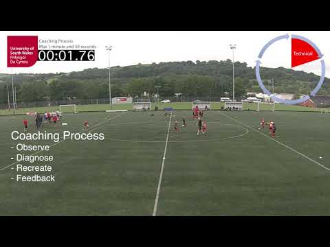 Practical   Dribbling   Technical and Psychological Corner Focus   Skill Practice
