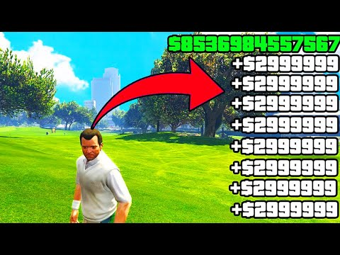 GTA 5 Money Glitch Story Mode Offline *Unlimited Money Glitch*