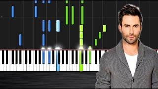 Video R. City - Locked Away ft. Adam Levine - Piano Cover/Tutorial by PlutaX - Synthesia download MP3, 3GP, MP4, WEBM, AVI, FLV Oktober 2017