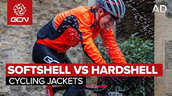 What Should You Wear When It Rains? | Softshell Vs Hardshell Cycling Jackets