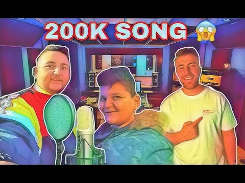 VLOG #1 200K Abo Special ?? MUSIKVIDEO | Can Wick