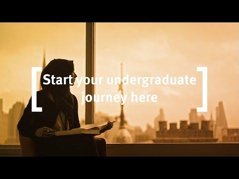 Cass undergraduate: Start your journey here