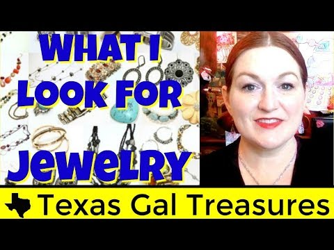 Jewelry – What I Look For at Thrift Stores & Garage Sales – Selling Jewelry on Ebay and Etsy