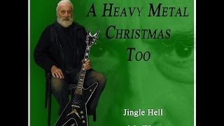 Christopher Lee. A Heavy Metal Christmas Too