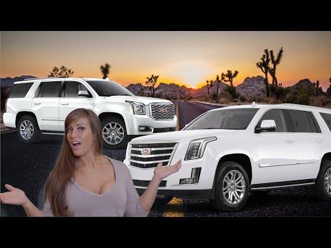 Car Shopping: Cadillac