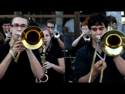 "(1080HD) ""IN THE MOOD""/ GLENN MILLER/ TORONTO ALL STAR BIG BAND / BEACHES JAZZ FESTIVAL 2012"
