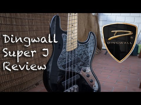 Dingwall Super J 4 String - Review