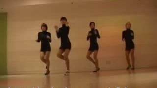 Wonder Girls-Nobody舞蹈教程