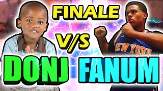 PHANTOMSLICE vs DONJ GAME 3 • ANGRY 5 YEAR OLD SON vs FAT CHEESEBURGER EATING CHAMPION OF THE WORLD