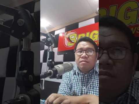 DENR Secretary Gina Lopez Live Radio Interview over Brigada News Fm National Day after CA May 4 2017