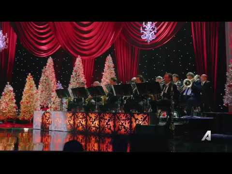 Brett Eldredge Glow Christmas Special Let it Snow Daniel Falcone lead trumpet