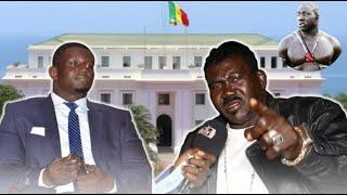 "Khadim Ndiaye tire sur Gris Bordeaux : ""souma nékone président, Balla Gaye lay def ministre des..."""