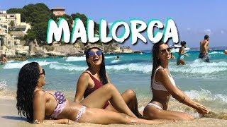Vacaciones ECONÓMICAS en el paraíso: MALLORCA! ✨☀ El fin del Eurotrip   MPV en España