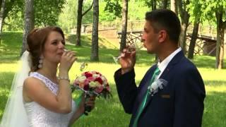Свадебный клип Евгений и Лолита 25 июня 2016 года