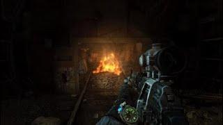Metro 2033 Redux ps4 Gameplay español