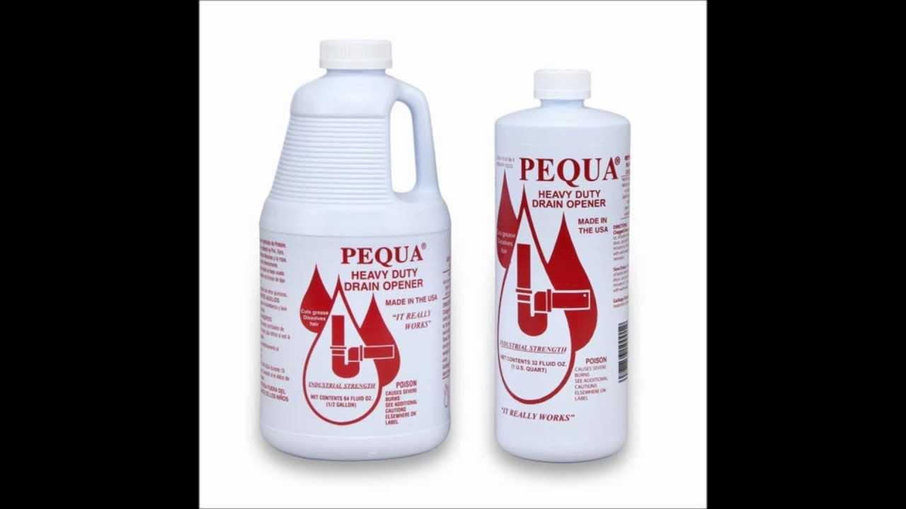 Pequa Products Youtube