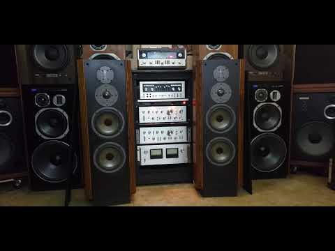 Demo Of Vintage Marantz 2226b Stereo Receiver For Sale Youtube