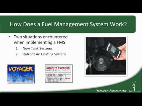 5 Benefits of a Fuel Management System