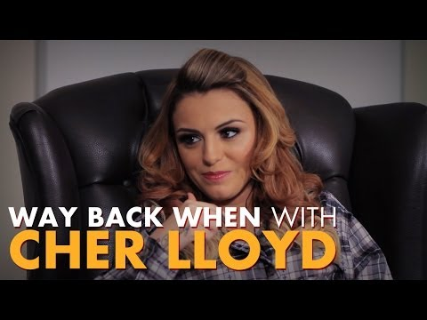 Cher Lloyd Talks About Being A Brat