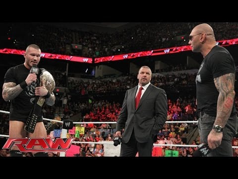 Triple H adds a stipulation to his WrestleMania match with Daniel Bryan: Raw, March 17, 2014