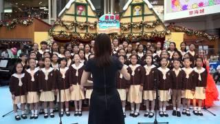 大天合唱團聖詠演唱(18-11-2014)