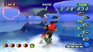 Wave Race: Blue Storm - GameCube - Normal Circuit